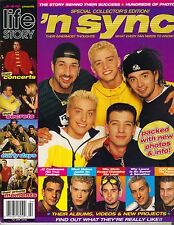 JUSTIN TIMBERLAKE NSYNC Life Story Magazine FALL 1999 COLLECTOR'S EDITION 100 PG