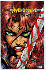 ♥♥♥♥ AVENGELYNE: DEADLY SINS • Issue 2 • Maximum Press