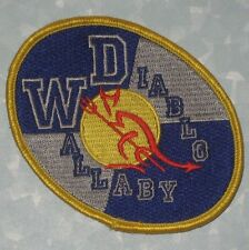 Wallaby Diablo Patch