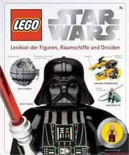 Fachbuch LEGO® Star Wars ™, Lexikon der Figuren inklusive limitierter Figur, NEU