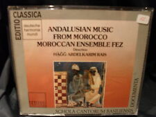 Andalusian Music From Morocco - Moroccan Ensemble Fez  -2CD-Box