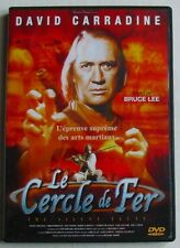 DVD LE CERCLE DE FER - David CARRADINE / Christopher LEE / Eli WALLACH