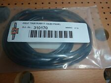 DASH TRIM RUBBER FOR HARLEY DAVIDSON-MULTI FIT 50'INCH LONG PACK