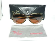 Rare Ray Ban Bausch&Lomb B&L Chromax B-20 Driving Series Aviator Sunglasses 58mm
