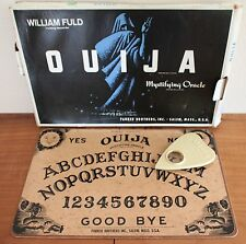 Vintage OUIJA Board Parker Bros William Fuld #600 with Box