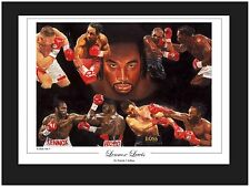 Boxing Lennox Lewis Limited Edition Fine Art Print By Killian Art