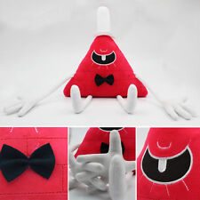 Anime Gravity Falls Angry Bill Cipher Boss Stuff Plush Toys Dolls Kawaii Gift