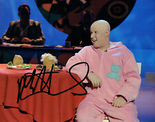 Matt LUCAS SIGNED Autograph 10x8 Photo AFTAL COA Shooting STARS George DAWES