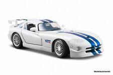 Dodge Viper GT2  weiß 1:24 MAISTO
