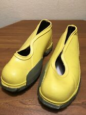 Ranger Overshoes OverBoot Rubber Mens 6 Farm Boat Marine Work Boot Galoshes