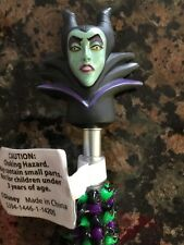 Disney Parks Maleficent from Sleeping Beauty  Grip Pen NEW