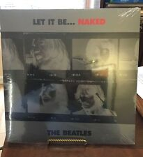 "Let It Be: Naked (2 LP's & 7"" disc  Beatles  (Vinyl, Nov-2003, Parlophone"