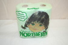 NEW Quilted Northern 1983 Vintage Solid Green Toilet Paper Bathroom Tissue 1280