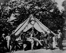 "Amputation in a hospital tent Gettysburg 8""x 10"" Civil War Photo Picture #41"