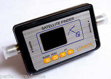 ORIGINAL LINBOX DIGITAL DISPLAYING SATELLITE FINDER BRAND NEW - SAME DAY P&P