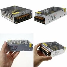 5A 24V Converter Regulated LED Strip Switch Power Supply 120W DC/AC Voltage