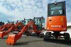 NEW Minibagger Nante NT18 1,8to., mini digger excavator