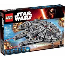 LEGO 75105 Star Wars Millennium Falcon Brand New Sealed, Perfect condition MISB