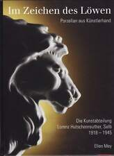 Fachbuch Kunstabteilung Lorenz Hutschenreuther Selb 1918-1945, Porzellan, NEU