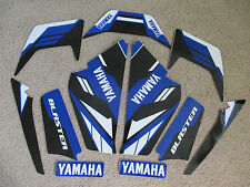 GRAPHICS BLUE/BLACK YAMAHA BLASTER 1987-2002