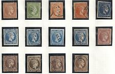Greece collection Classic 14 Hermes Heads  HIGH VALUE!