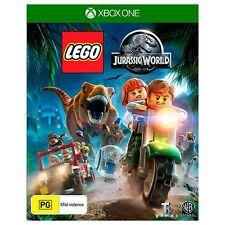 Lego Jurassic World Xbox One Game Microsoft *BRAND NEW* AUS Stock
