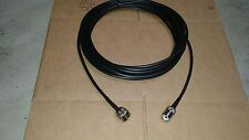 US MADE 75 ft  PL-259 UHF SO239 HAM CB VHF RF RG-58 Coax Antenna Cable
