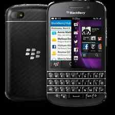 BlackBerry Q10 - 16GB - Black (Unlocked) Smartphone Unlocked