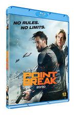 Point Break (2015) 3D + 2D Blu Ray