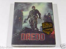 Dredd (3D+2D) Blu-ray Steelbook Novamedia Lenticular Edition #989/1500