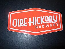 OLDE HICKORY BREWERY The Event Horizon Redeemer Sticker decal craft beer brewing