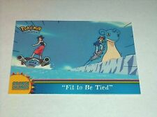 OR2 Fit to be Tied - 2000 Topps Pokemon Series 3 Orange Islands