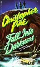 Fall into Darkness, Christopher Pike, 0671736841, Book, Acceptable