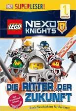 Fachbuch LEGO® Nexo Knights™ Die Ritter der Zukunft, TOP Lesespaß, viele Bilder