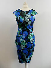 Jessica Wright Jessie Floral Dress Size 8 Box4425 F