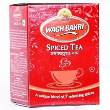 Wagh Bakri Spiced Tea | Masala Chai | Direct from India | Vegetarian