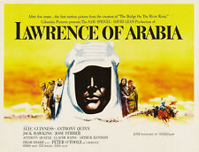 Lawrence of Arabia (DVD,) DAVID LEAN/ Peter O'Toole/  (1932-2013): DEAD AT 81