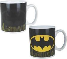 Batman: Oficial DC Comics Logo Calor Changing Taza De Cerámica - Foto Caja