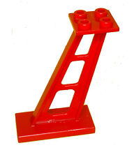 Missing Lego Brick 4476 Red Support 2 x 4 x 5 Stanchion Inclined
