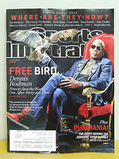 SPORTS ILLUSTRATED July 8-15 2013 Summer Double Issue Free Bird Dennis Rodm