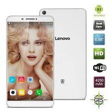 Lenovo PB1-750P Android 5.1 Dual SIM Phone 2GB RAM 32GB ROM White