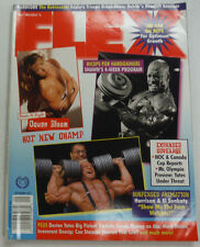 Flex Magazine Shawn Ray & Dorian Yates September 1997 103014R