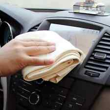 Hot Big Size Chamois Leather Car Cleaning Cloth Washing Suede Absorbent Towel