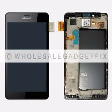 US New OEM Microsoft Lumia 950 LCD Display Screen Touch Screen Digitizer + Frame
