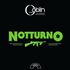 GOBLIN NOTTURNO VINILE LP + POSTER LIMITED EDT CLEAR ACID GREEN VINYL RSD 2017