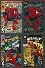 Spiderman (1990) Todd McFarlane SET #1  #1A  #2  #3     9.8 NM-MT