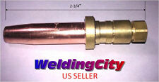 WeldingCity Propane Cutting Tip MC40 Size #0 for Smith Oxyfuel Torch | US Seller