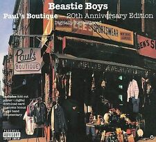 Beastie Boys CD Paul's Boutique 20th Anniversary remaster NEW SEALED