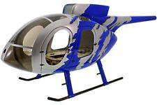 MD 500 E Jive Blue GFK RUMPF f 600 / 50 Heli Klasse zB T-Rex Heliartist Fuselage