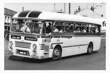ab0032 - Birch Bros Coach Bus - WXR 50 - photograph
